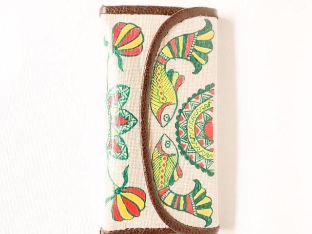 Manjusha Art Handmade Jute Purse