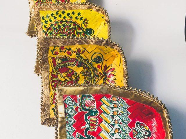 Manjusha Bamboo Tokri