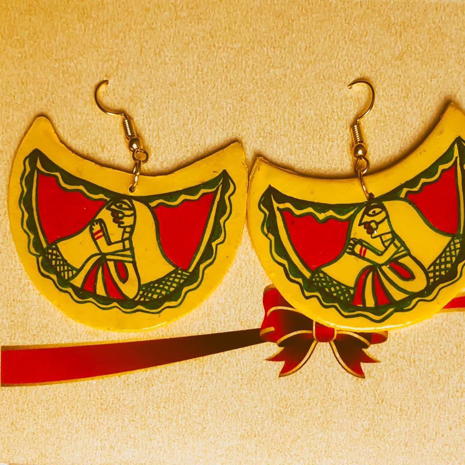 Manjusha Handmade Earring