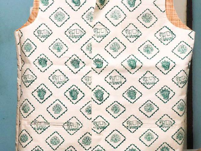 Manjusha Handmade Silk Bandi